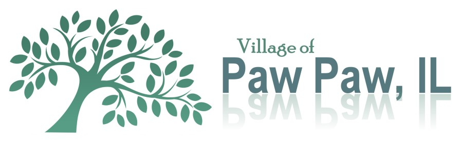 Village of Paw Paw logo